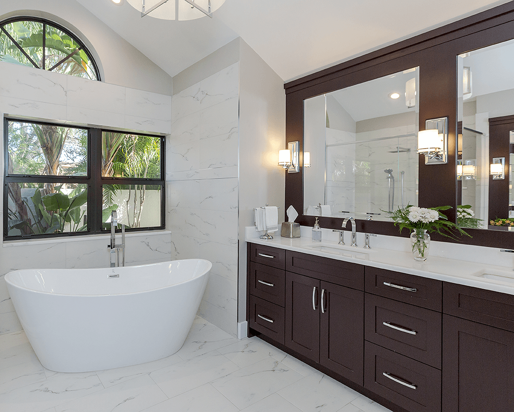 Luxury Custom Bath Flourish Delray Design - Bathroom vanities delray beach fl