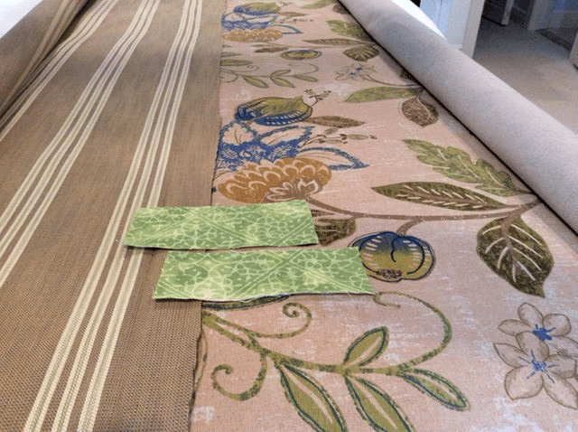 fabric and textile choices